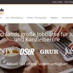 beck-stellenmarkt.de: Legal Tech aus München