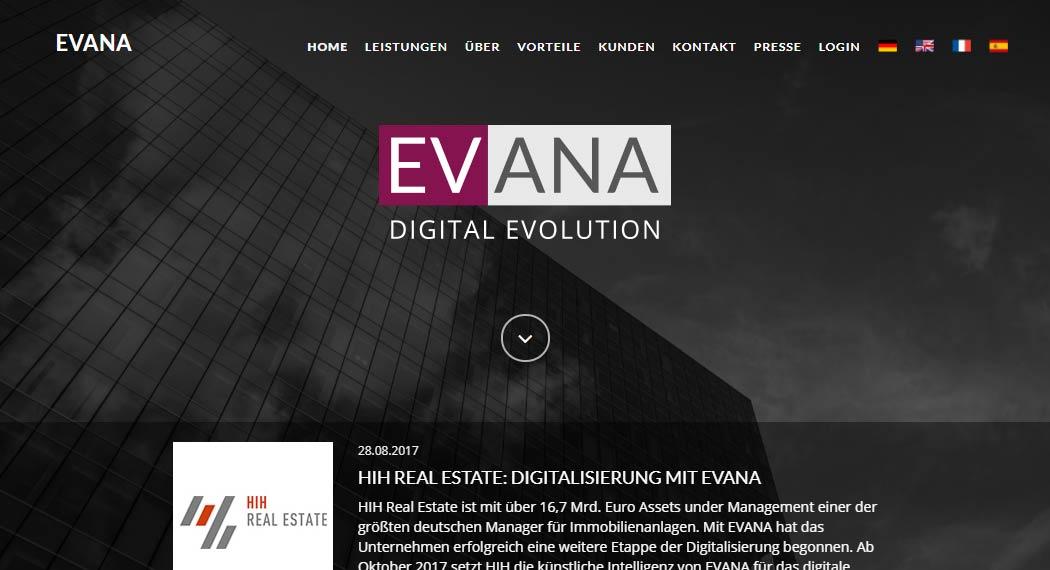Evana: Legal Tech aus Frankfurt am Main
