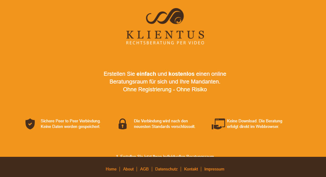 Klientus: Legal Tech aus Lübeck