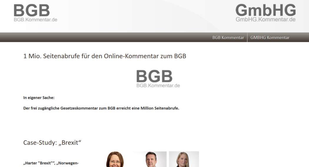 Kommentar.de: Legal Tech aus München