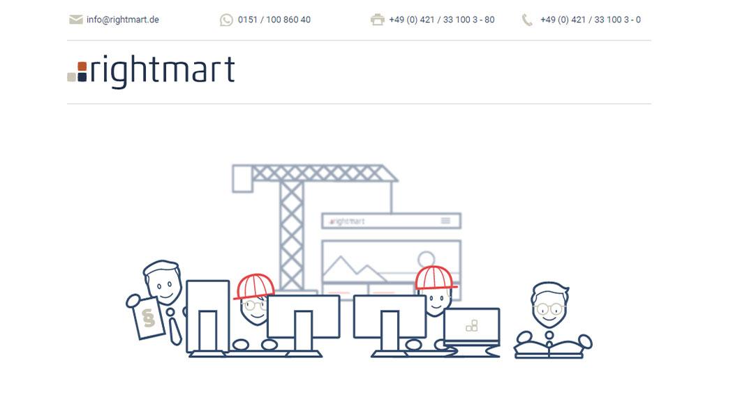 rightmart: Legal Tech aus Bremen