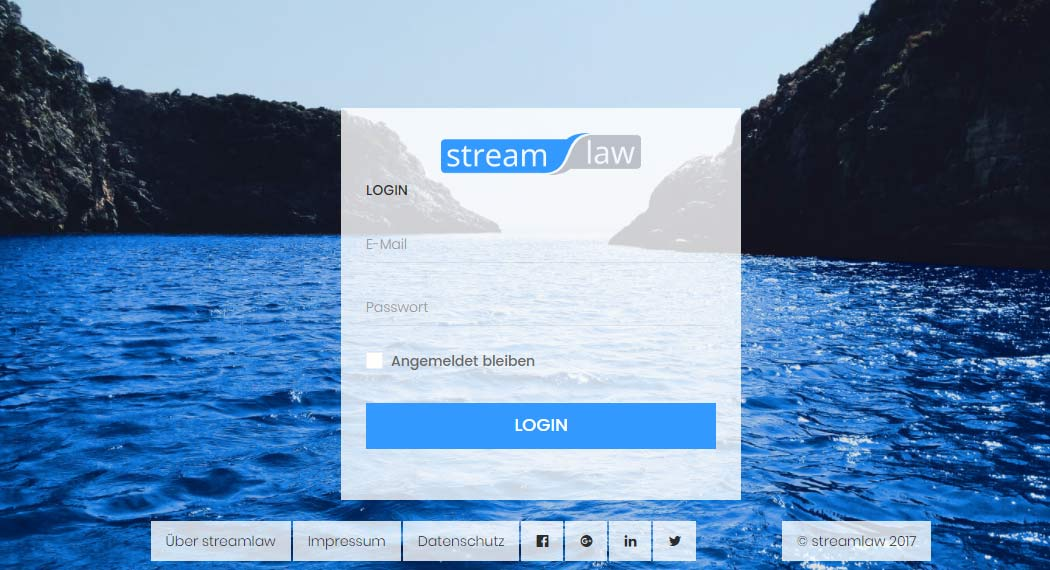 streamlaw: Legal Tech aus Frankfurt am Main