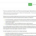 Terminsvertretung.de: Legal Tech aus Berlin