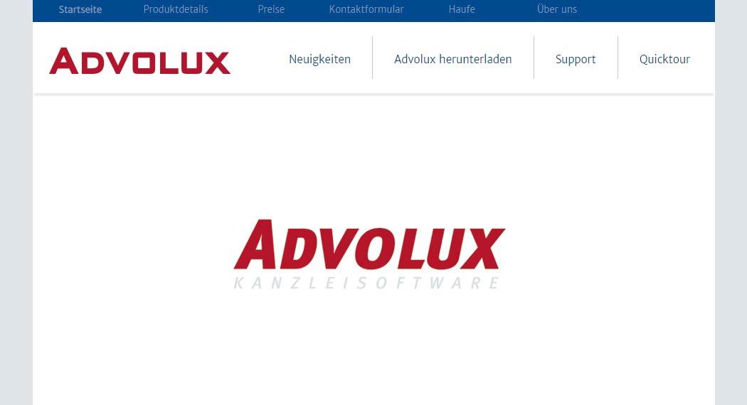 Advolux - Legal Tech