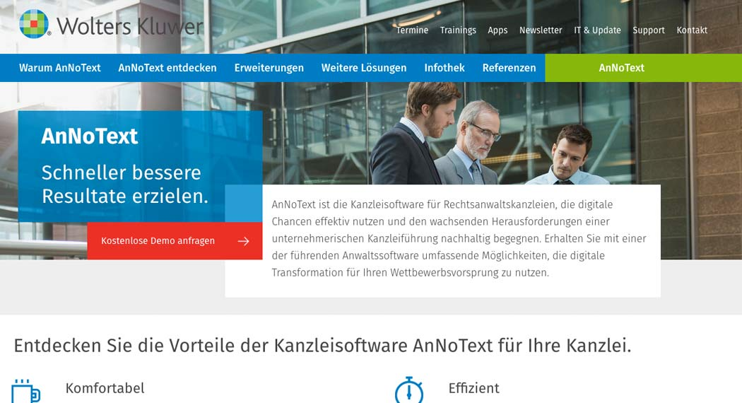 AnNoText: Legal Tech aus Köln