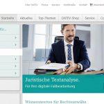 Datev - Legal tech aus Nürnberg