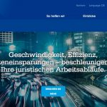 epiq: Legal Tech aus Frankfurt am Main