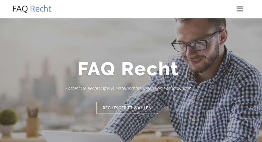 FAQ Recht: Legal Tech aus Berlin