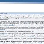 Gesetze im Internet: Legal Tech aus Berlin