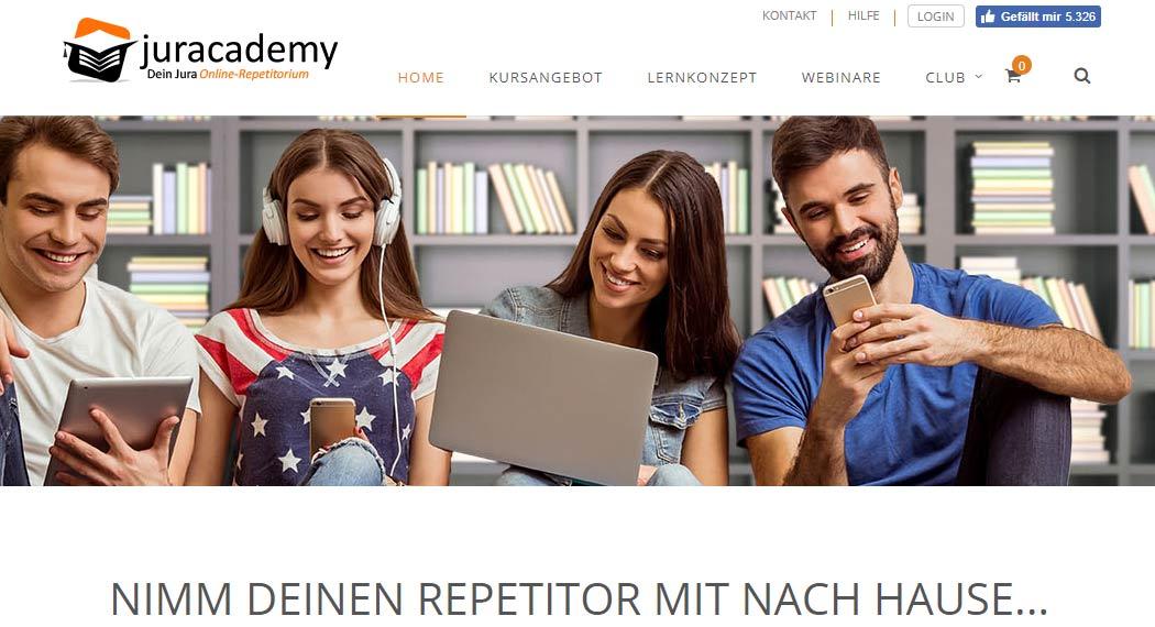 juracademy: Legal Tech aus Siegen
