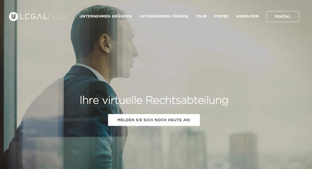 Legalflex: Legal Tech aus München