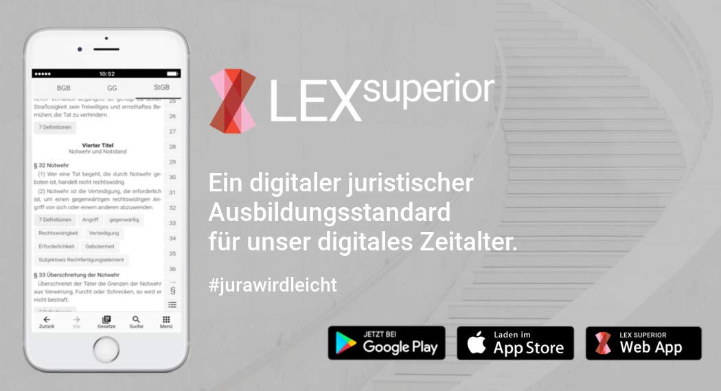 Legal Tech: Lex Superior