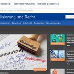 Legal Tech: Neuer Informationsdienst Digitalisierung und Recht