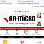 Legal Tech: RA Micro Kanzleisoftware