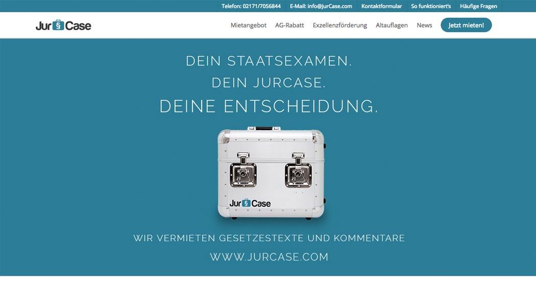 Legal Tech: Jurcase