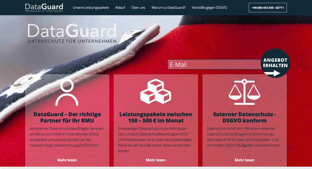 Legal Tech in Deutschland: Dataguard