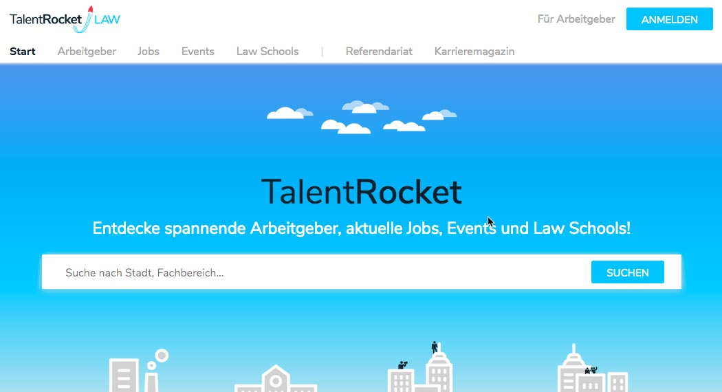 Legal Tech in Deutschland: Talentrocket
