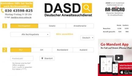 Legal Tech in Deutschland • Datenbank  Legal Tech in D...